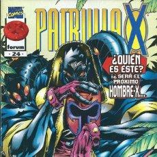 Cómics: LA PATRULLA X VOLUMEN 2 NUMERO 24. Lote 99824815