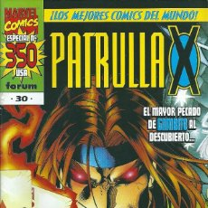 Cómics: LA PATRULLA X VOLUMEN 2 NUMERO 30. Lote 99825147