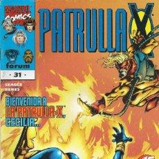 Cómics: LA PATRULLA X VOLUMEN 2 NUMERO 31. Lote 99825171