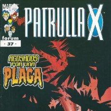 Cómics: LA PATRULLA X VOLUMEN 2 NUMERO 37. Lote 99825407