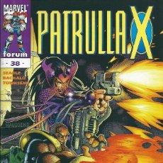 Cómics: LA PATRULLA X VOLUMEN 2 NUMERO 38. Lote 99825435