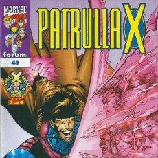 Cómics: LA PATRULLA X VOLUMEN 2 NUMERO 41. Lote 99825623