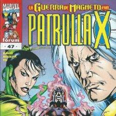 Cómics: LA PATRULLA X VOLUMEN 2 NUMERO 47. Lote 99884383