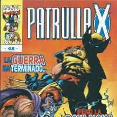 Cómics: LA PATRULLA X VOLUMEN 2 NUMERO 48. Lote 99884475
