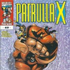 Cómics: LA PATRULLA X VOLUMEN 2 NUMERO 49. Lote 99885127