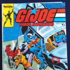 Cómics: COMIC G.I. JOE, HÉROE AMERICANO. Nº 7. 1988. STEVE GRANT, MIKE VOSBURG. ISBN 84-395-0554-X. GI.. Lote 99885139