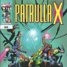 Cómics: LA PATRULLA X VOLUMEN 2 NUMERO 50. Lote 99885183