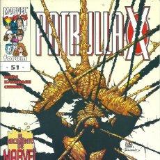 Cómics: LA PATRULLA X VOLUMEN 2 NUMERO 51. Lote 99885231