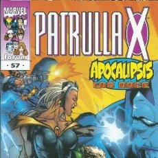 Cómics: LA PATRULLA X VOLUMEN 2 NUMERO 57. Lote 99885747