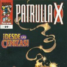 Cómics: LA PATRULLA X VOLUMEN 2 NUMERO 59. Lote 99885931