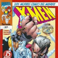 Cómics: X MEN VOLUMEN 2 NUMERO 27. Lote 99890835