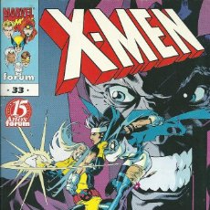 Cómics: X MEN VOLUMEN 2 NUMERO 33. Lote 99891067
