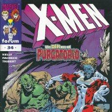 Cómics: X MEN VOLUMEN 2 NUMERO 34. Lote 99891135