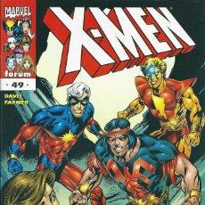 Cómics: X MEN VOLUMEN 2 NUMERO 49. Lote 99892107
