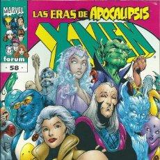 Cómics: X MEN VOLUMEN 2 NUMERO 58. Lote 99892751