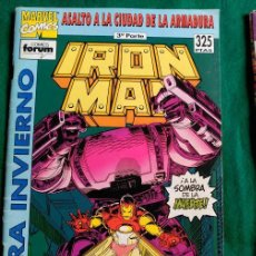 Cómics: IRON MAN EXTRA INVIERNO - MARVEL FORUM . Lote 99898991