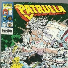 Cómics: LA PATRULLA X Nº 145 - MARVEL FORUM. Lote 99928643