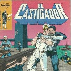 Cómics: EL CASTIGADOR Nº 31 - FORUM . Lote 99929751