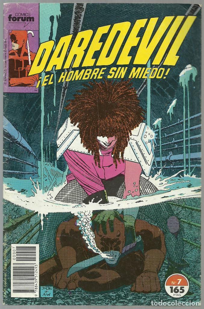 DAREDEVIL Nº 7 - FORUM (Tebeos y Comics - Forum - Daredevil)