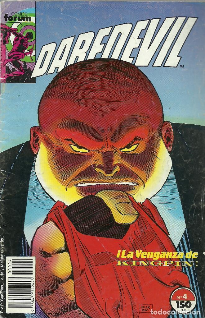 DAREDEVIL Nº 4 - LA VENGANZA DE KINGPIN - FORUM (Tebeos y Comics - Forum - Daredevil)