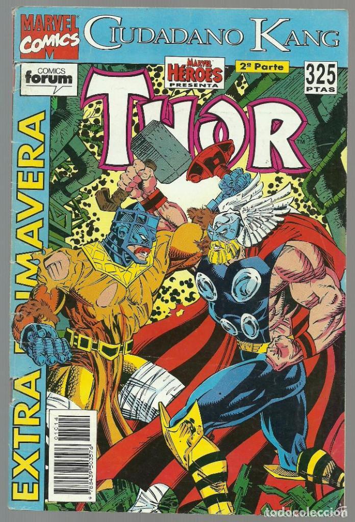 THOR EXTRA PRIMAVERA 65 PAGINAS - MARVEL FORUM (Tebeos y Comics - Forum - Thor)
