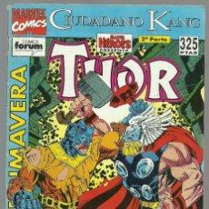 Cómics: THOR EXTRA PRIMAVERA 65 PAGINAS - MARVEL FORUM . Lote 99933651