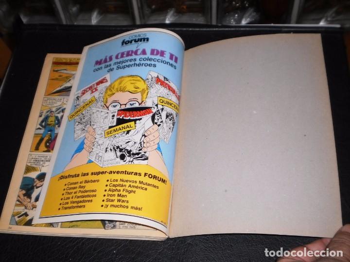 Cómics: EL HOMBRE DE HIERRO-IRON MAN- Nº. 16 AL 20 .- CINCO COMICS FORUM.- RETAPADOS.- 1986 - Foto 7 - 99944407