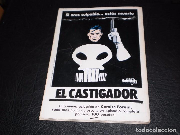 Cómics: EL HOMBRE DE HIERRO-IRON MAN- Nº. 16 AL 20 .- CINCO COMICS FORUM.- RETAPADOS.- 1986 - Foto 8 - 99944407