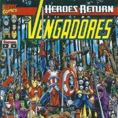 Cómics: LOS VENGADORES VOLUMEN 3 NUMERO 2. Lote 99983247