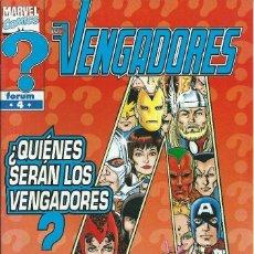 Cómics: LOS VENGADORES VOLUMEN 3 NUMERO 4. Lote 99983575