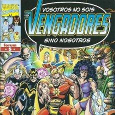 Cómics: LOS VENGADORES VOLUMEN 3 NUMERO 5. Lote 99984043
