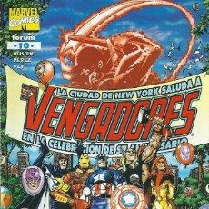 Cómics: LOS VENGADORES VOLUMEN 3 NUMERO 10. Lote 99984491
