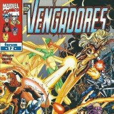Cómics: LOS VENGADORES VOLUMEN 3 NUMERO 12. Lote 99984627