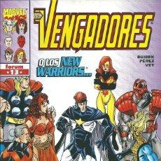 Cómics: LOS VENGADORES VOLUMEN 3 NUMERO 13. Lote 99984691