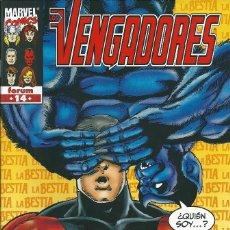 Cómics: LOS VENGADORES VOLUMEN 3 NUMERO 14. Lote 99984767