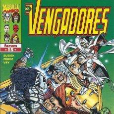 Cómics: LOS VENGADORES VOLUMEN 3 NUMERO 15. Lote 99984887