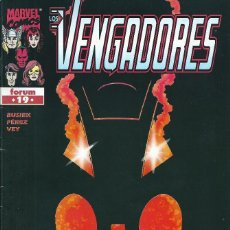 Cómics: LOS VENGADORES VOLUMEN 3 NUMERO 19. Lote 99985463