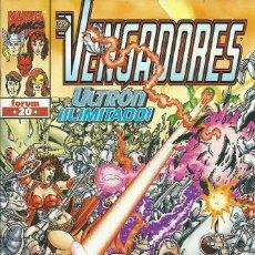 Cómics: LOS VENGADORES VOLUMEN 3 NUMERO 20. Lote 99985535