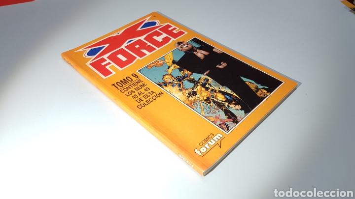 X FORCE TOMO 9 EXCELENTE ESTADO FORUM RETAPADO (Tebeos y Comics - Forum - Retapados)