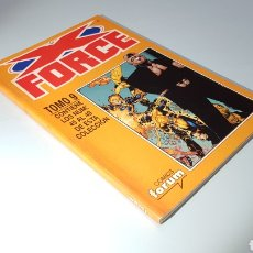 Cómics: X FORCE TOMO 9 EXCELENTE ESTADO FORUM RETAPADO. Lote 146047596