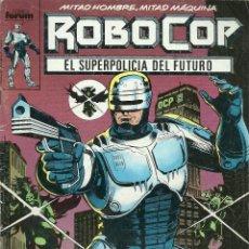 Cómics: ROBOCOP Nº 1 - FORUM . Lote 100031607
