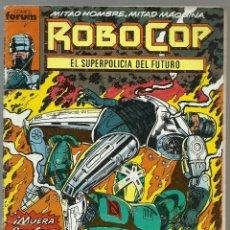 Cómics: ROBOCOP Nº 2 - FORUM . Lote 100031911