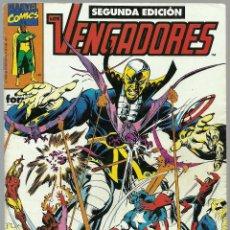 Cómics: LOS VENGADORES Nº 22 - MARVEL FORUM . Lote 100033779