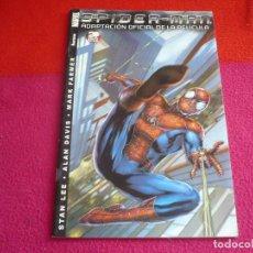 Cómics: SPIDERMAN ADAPTACION OFICIAL DE DE LA PELICULA ( LEE ALAN DAVIS ) ¡BUEN ESTADO! FORUM MARVEL. Lote 105902879