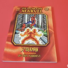 Cómics: TESOROS MARVEL SPIDERMAN 3 EXCELENTE ESTADO FORUM. Lote 100136466