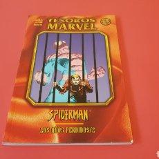 Cómics: TESOROS MARVEL SPIDERMAN 4 EXCELENTE ESTADO FORUM. Lote 100136596