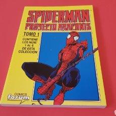Cómics: SPIDERMAN PROYECTO ARACHNIS 1 EXCELENTE ESTADO FORUM RETAPADO. Lote 100136891