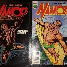 Comics: NAMOR COLECCIÓN 13 NÚMEROS CÓMICS FÓRUM. REGALO TOMO NAMOR EXTRA SUPERHÉROES. Lote 100332367