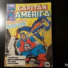 Capitán América Colección completa de 18 retapados Cómics Fórum del 1 al 74