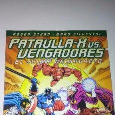Cómics: PATRULLA-X VS VENGADORES - TOMO - FORUM. Lote 228567475